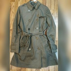 Burberry Brit Trench with removable quilted lining
